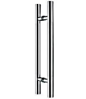 T Bar Pull Handles For Glass Door 450mm Kerolhardware
