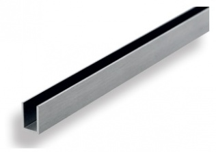 Aluminium u profile track kerolhardware sign in new account wish list view basket sciox Image collections
