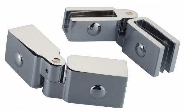 Flipper Panel Hinges
