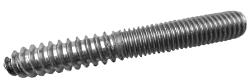 Metal to Wood Thread Dowel  Screws