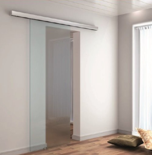 Aluminium Sliding Door System with Soft Close Function