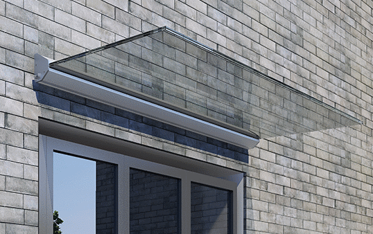 Glass Canopy Wall Profile