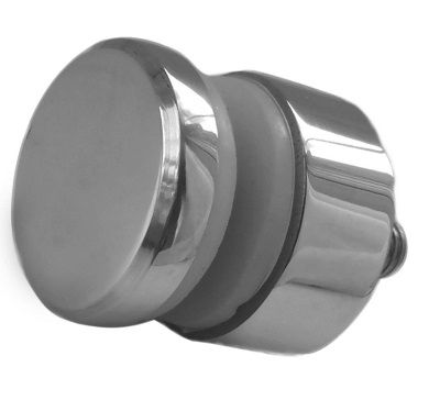 Stainless Steel Glass Adapter Mirror Polished