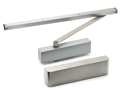 Overhead Door Closer for Glass Door