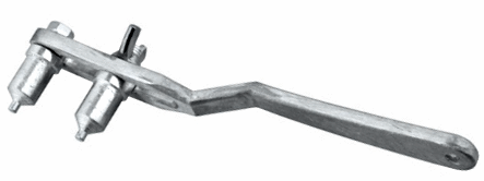 Adjustable Pig-Nose Fixing Wrench