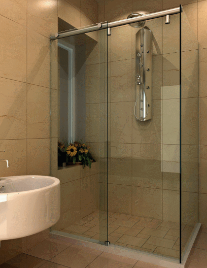 Sliding Door Kits for Shower - KerolHardware.co.uk