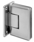 Angle Adjustable Wall Mounted Shower Door Hinge
