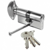 Euro Cylinder with Thumbturn Lock