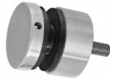 Ø30mm Glass Adapter with Flat Back