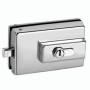 Glass Door Patch Lock