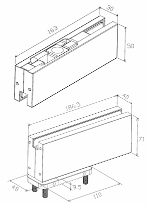 Please Note: all dimensions cut-out drawings should be treated as indicative as manufacturer may from time to time make alterations to their original ...