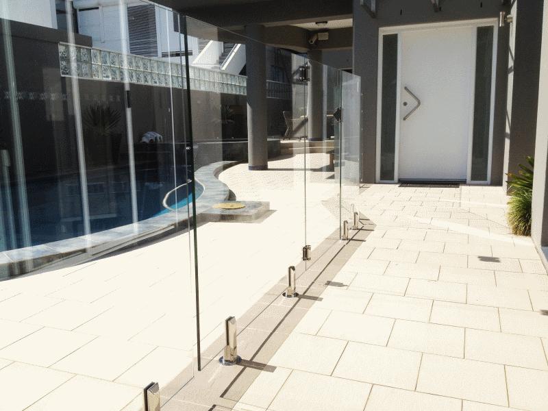 Floor Mounted Balustrade Clamps Kerolhardware Co Uk